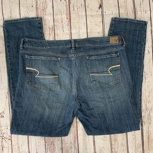 American Eagle Skinny Stretch Jeans Size 18L
